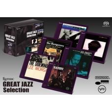 Esoteric Great Jazz Selection 6-SACD Boxset