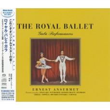 Ernest Ansermet The Royal Ballet 2-SACD + 2-CD Japan