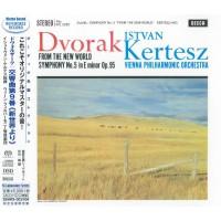 Istvan Kertesz Dvorak Sym. No.9 in E minor Op.95 From the New World SACD + CD Japan