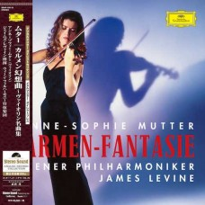 Anne-Sophie Mutter Carmen-Fantasie 2-LP
