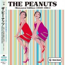 THE PEANUTS Monaural Edition 1959-1961 Monaural LP