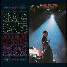 Frank Sinatra At the Sands Single Layer SACD + CD Stereo Sound