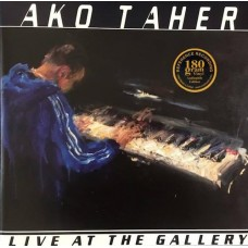 Ako Taher Live at the Gallery LP
