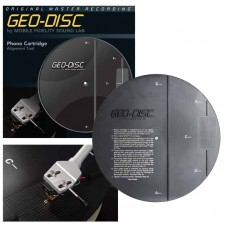Mobile Fidelity Geo-Disc Cartridge Alignment Disc