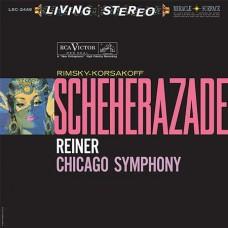 Fritz Reiner Rimsky-Korsakoff Scheherazade 3-Channel Stereo SACD