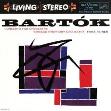 Fritz Reiner Bartok Concerto For Orchestra SACD