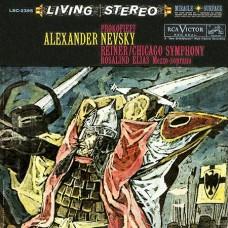 Reiner Chicago Symphony Orchestra Prokofiev Alexander Nevsky 3-Channel Stereo SACD