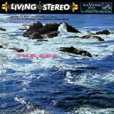 Munch Boston Symphony Orchestra Debussy La Mer (The Sea) Ibert Port Of Call 3-Channel Stereo SACD