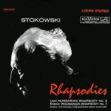 Leopold Stokowski Rhapsodies 3-Channel Stereo SACD