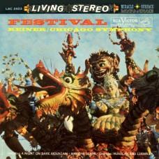 Fritz Reiner Festival 3-Channel Stereo SACD