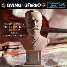 Fritz Reiner Tchaikovsky Violin Concerto Heifetz violin 3-Channel Stereo SACD