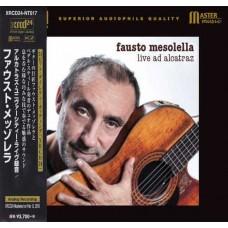 Fausto Mesolella Live Ad Alcatraz XRCD24