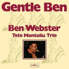 Ben Webster Gentle Ben 200g LP Vinyl
