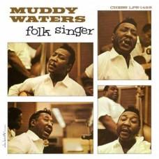 Muddy Waters Folk Singer 200g 45rpm 2-LP