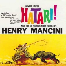 Henry Mancini Hatari! Soundtrack SACD