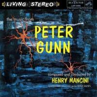 Henry Mancini Peter Gunn Soundtrack 200g 45rpm LP