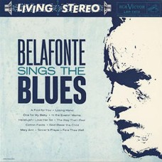 Harry Belafonte Sings The Blues SACD