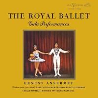 Ernest Ansermet The Royal Ballet Gala Performances 2-LP Vinyl