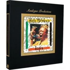 Hugh Masekela Hope 45rpm 4-LP Box Set