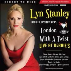 Lyn Stanley London With A Twist Live At Bernie's 2-LP Autograph Edition