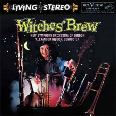 Alexander Gibson Witches' Brew SACD