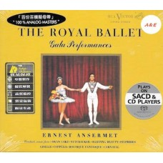 Ernest Ansermet The Royal Ballet Gala Performances  2-SACD + Booklet & outer slipcase