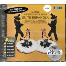 Fruhbeck De Burgos Albeniz Suite Espanola SACD