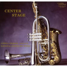 Lowell Graham & National Symphonic Winds Center Stage SACD