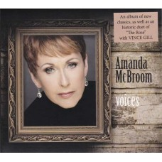 Amanda McBroom Voices CD