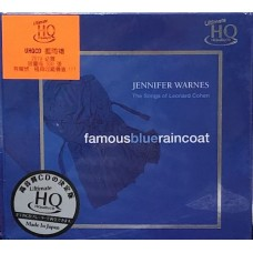 Jennifer Warnes Famous Blue Raincoat UHQ CD