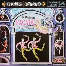 Anatole Fistoulari Walton Facade Suite Lecocq Mamzelle Angot LP Vinyl