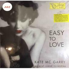 Kate Mc Garry Easy to Love LP Vinyl