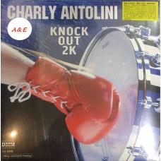Charly Antolini Knock Out 2K 2-LP Vinyl