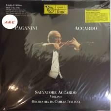 Accardo Paganini LP Vinyl Limited Edition