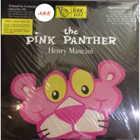Henry Mancini The Pink Panther LP Vinyl Limited Edition