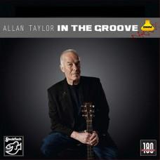 Allan Taylor In the Groove LP Vinyl