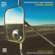 Chris Jones Roadhouses & Automobiles 2-LP Vinyl