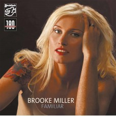 Brooke Miller Familiar LP Vinyl