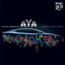 Are You Authentic? AYA Authentic Audio Check SACD