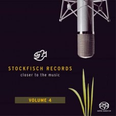 Stockfisch Records Closer To The Music Volume 4 Hybrid Stereo SACD