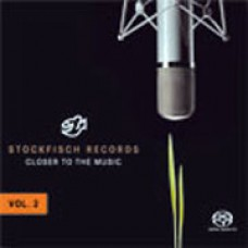 Stockfisch Records Closer To The Music Volume 2 Hybrid Stereo SACD