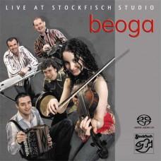 Beoga Live At Stockfisch Studio Hybrid Stereo SACD