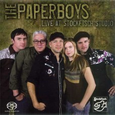 The Paperboys Live At Stockfisch Studio Hybrid Stereo SACD