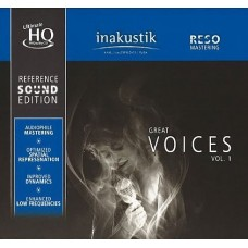 Great Voices Vol.1 UHQ CD