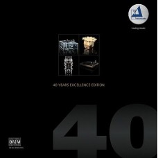 Clearaudio 40 Years Excellence Edition 2-LP