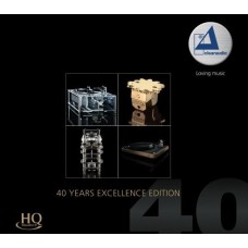 Clearaudio 40 Years Excellence Edition HQCD