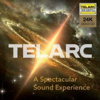 Telarc A Spectacular Sound Experience 24K Gold CD
