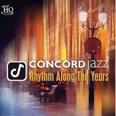 Concord Jazz Rhythm Along the Years UHQ CD