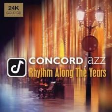 Concord Jazz Rhythm Along the Years 24K Gold CD