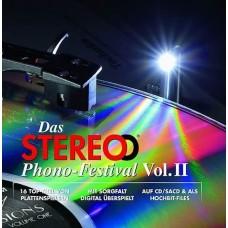 Das Stereo Phono-Festival Vol.II SACD + DVD-Rom